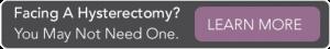 Hysterectomy Banner