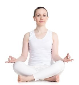 Yoga to Reduce Fibroid Pain