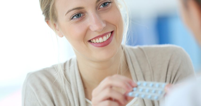 Birth Control Pills and Fibroids