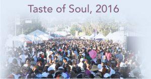 Taste of Soul 2016