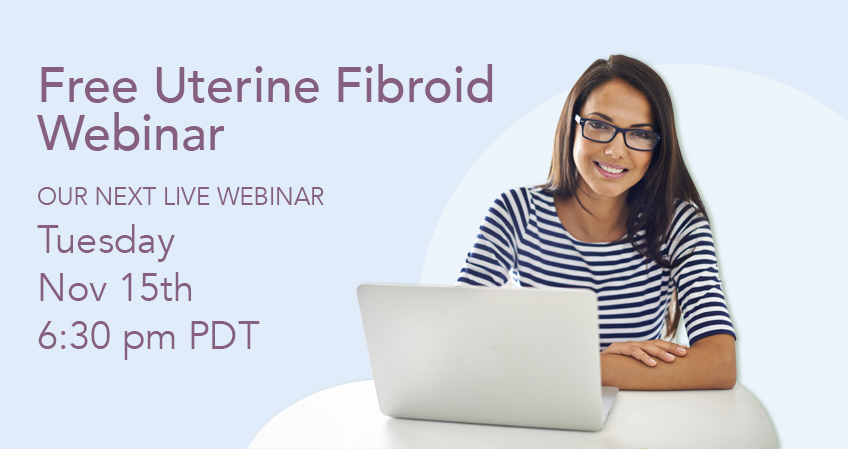 Fibroid Webinar- November 15th